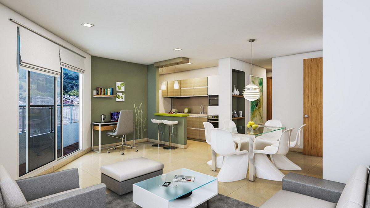 Proyecto De Vivienda Niter I Plaza Residencial Vivendo Co # Muebles Sahara Barranquilla
