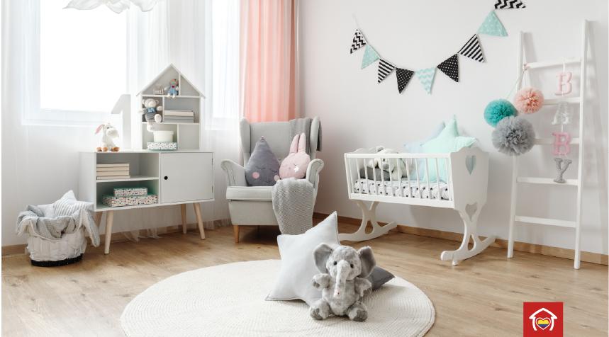 Recomendaciones para una hermosa decoración de cuarto de bebé ...