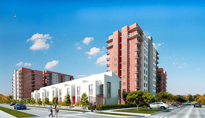 casas y apartamentos en condominio celeste constructora melendez en cali