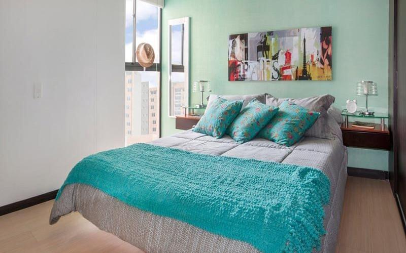 Oeste de Granada Apartamentos nuevos en venta Calle 80 Bogotá Gran Granada Villas de Granada bonitos