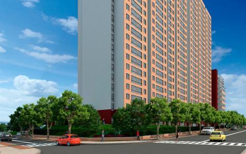 Torres de Timiza Apartamentos nuevos en venta Kennedy Bogotá Vivienda de Interés Social
