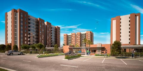 proyecto apartamentos jade constructora melendez cali